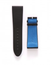 C-CLASS WRISTBAND ALL BLACK / cyan