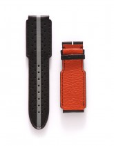 G-CLASS WRISTBAND PIRATE BLACK / burnt orange